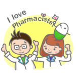 The daily life of pharmacists