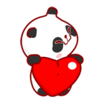 "CUTE BBOOM BBOOM PANDA ""PUPU"""